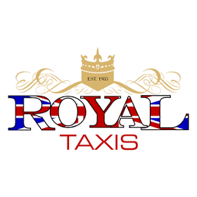 Royal Taxis Peterborough Logo